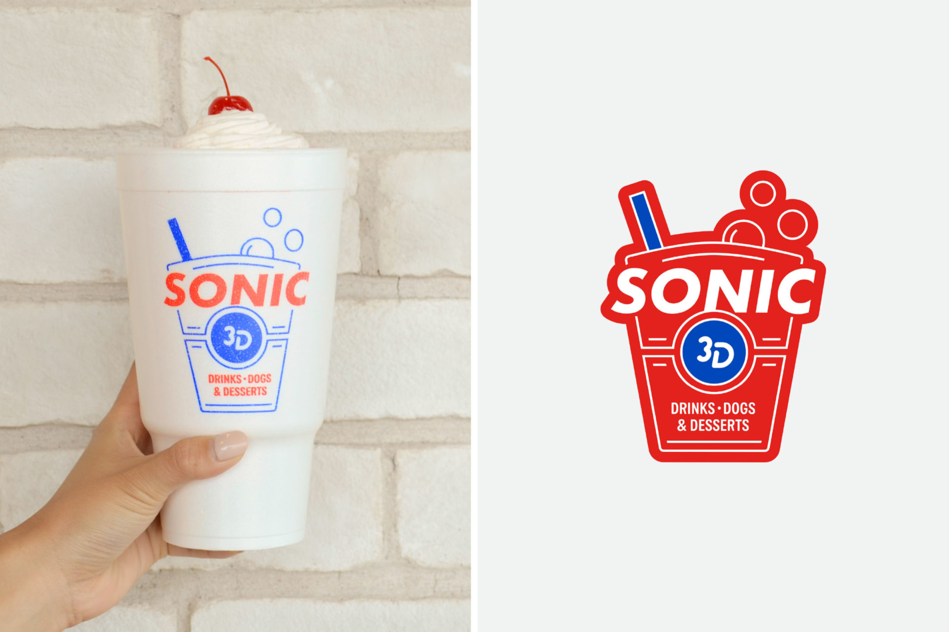 Jasmine Roth Project Thirteen – Sonic 3D Drinks, Dogs, Desserts